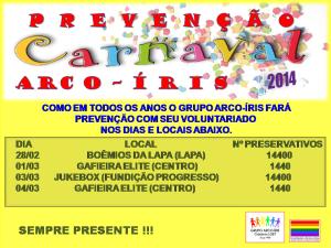 Apresentação PREVENÇÃO 2014