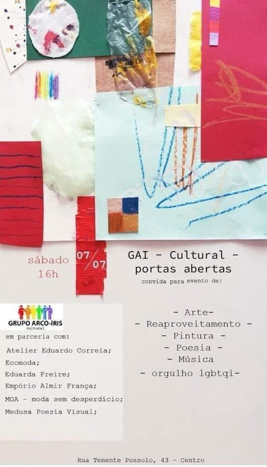 Gai cultural - portas abertas